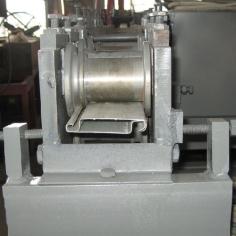 钢材折边生产设备