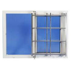 防护栏防火窗