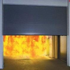 高档防火卷帘门